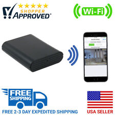 SpygearGadgets 1080P HD Functional Power Bank WiFi Streaming Hidden Spy Camera