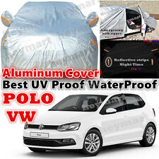 Volkswagen Polo car cover waterproof rain resistant dust UV protect car cover