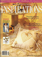 INSPIRATIONS MAGAZINE issue 16 HARD TO FIND OUT OF PRINT ISSUE