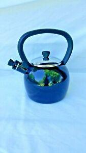 Copco Tea Pot Vintage Classic Black