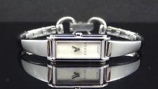 Gucci 109 Series Silver Dial Silver Tone St. Steel YA109523 Women's Watch