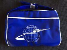 Star Wars Celebration VI Travel Laptop Messenger Shoulder Bag Pan Am Death Star