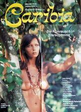 Sexploitation  CARIBIA original Kino Plakat A1