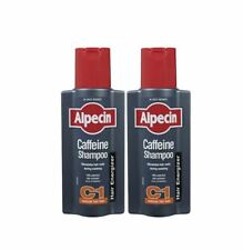 Alpecin Cafeína Champú C1 - 250ml-Paquete de 2