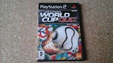 The Ultimate World Cup Quiz (Sony PlayStation 2, 2006) - European Version