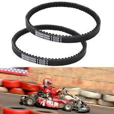 2PCS Go Kart Drive Belt 30 Series Replace Comet TAV2 Bolt on Torque-a-verter Kit