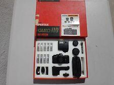 Pentax Auto 110 SLR Camera System by Asahi
