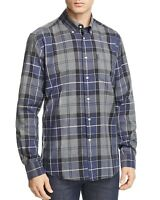 Barbour Stapleton Plaid Oxford Regular Fit Button-Down Shirt MSRP $119