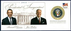 USPS 2013 Obama Presidential Inauguration Limited Edition Equality Cachet Mint !