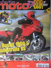 FASCICULE JOE BAR TEAM N° 18 DUCATI 1000S MULTISTRADA / BENELLI 1130 TNT