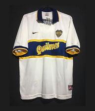 1997-98 Boca Juniors Away Shirt 10 All Sizes By Nike