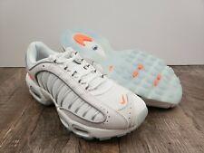 Nike Air Max Tailwind IV SE White Silver Orange CT1614 100 Mens 10 Womens 11.5
