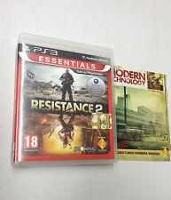 RESISTANCE  2  PS3  USATO FUNZIONANTE