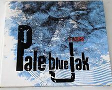 PALE BLUE JAK Faces Compact disc cd music 2011 RARE Neil Byrne