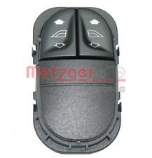 Schalter, Fensterheber für Komfortsysteme METZGER 0916074