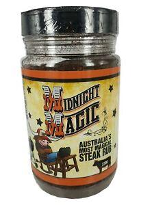 BBQ Rubs - Bulldozer Barbecue - Midnight Magic
