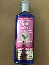 NATUR VITAL HAIR S.O.S REVITALIZING SHAMPOO LONG OR DAMAGED HAIR 300 ML