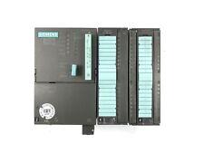SIEMENS SIMATIC S7 300 CPU315-2DP  315-2AF03-0AB0+SM331+ SM322-----392