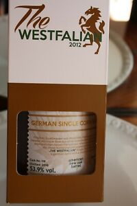 The Westfalian Whisky Single Corn 2016 Rare 0,5L