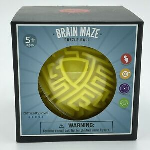 Brain Maze Puzzle Ball Keep Your Hands Occupied And Your Mind Entertained