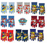 Official Paw Patrol Kids Knitted Gloves / Winter - Nickelodeon