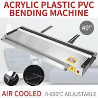 """49"""" 1200W Acryl Kunststoff Pvc Biegemaschine Heizung Heiße Heizbiegemaschine"""