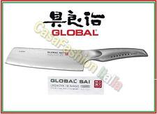 GLOBAL SAI COLTELLO VERDURA CM 19 /34 04 MARTELLATO PROFESSIONALE 152114 JAPAN