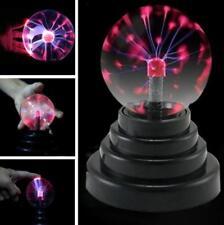Magic Crystal Globe Desktop Usb Plasma Ball Light Sphere Desk Lamp Party Gift Ch