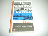 El Giorno Más Largo - C. Ryan - Lo Desembarco En Normandía - Garzanti 1964
