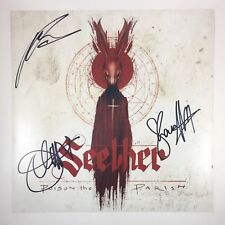 Seether Signed Autographed Poison The Parish 12x12 Album Photo COA