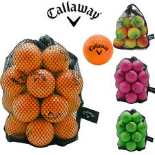 Callaway HX Practice Soft-Flite Golf Balls 9 Pack -  Training Aid  30% Flight