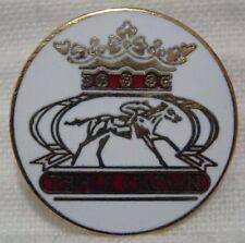 1987 Triple Crown Belmont Pin Giveaway At Aksarben Ak-Sar-Ben Omaha Nebraska NE
