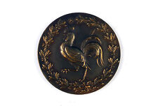 "Belgian Bronze Medal ""ROOSTER"""
