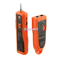 RJ11 RJ45 Cat5 Cat6 TEL Wire Tracker Network Cable Tester Detector Line Finder