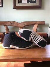 Nike Air Jordan 12 Neoprene Retro Black White Men's Size 10.5 130690-004 No Box
