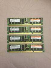 IBM 4452 2048MB (4x 512 MB) ddr-1 DIMM 208 PIN SDRAM 8NS 09p2706 12r9240 53p3226