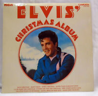 Elvis Presley - Christmas Album - vinyl LP record CDS 1155
