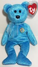 "TY Beanie Babies ""CLASSY"" the PEOPLE'S CHOICE Teddy Bear - MWMTs! GREAT GIFT!"