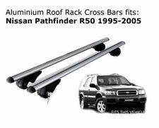 Roof Rack Cross Bars fits Nissan Pathfinder R50 with existing rails 1995-2005