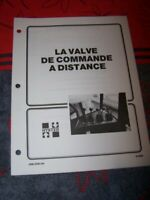 99 Manuel Hyster Valve de commande a distance H16.00-30.00C H17.00-32.00C H36