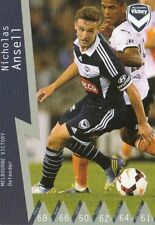 Melbourne Victory Single Soccer Trading Cards