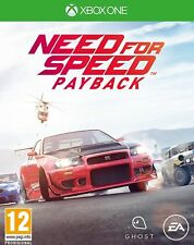 Need For Speed: Payback (Xbox One) Brand New & Sealed UK PAL Free UK Shipping