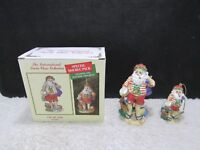 "1997 International Santa Claus Collection ""Old St Nick"" Australia Double Pack"