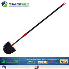 Cobweb Broom 1.8m with Extendable Telescopic Handle Interior Exterior Brush Head