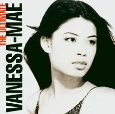 """Vanessa-Mae """"THE ULTIMATE COLLECTION"""" CD NUOVO"""