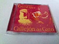"PEDRO JAVIER GONZALEZ ""CALLEJON DEL GATO"" CD 13 TRACKS COMO NUEVO"