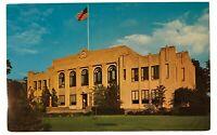 Tuscola County Court House, Caro, Michigan MI Postcard