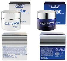 Lacura Caviar Illumination Anti-Ageing Lifting & Firming Day SPF15 / Night Cream