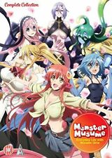 Monster Musume Complete Series Collection DVD New & Sealed ANIME Region 2 MVM