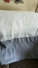 Gray Bed Skirt 13 Inch Tailored Drop Dust Ruffle